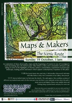 Maps and Makers Walks and Talks